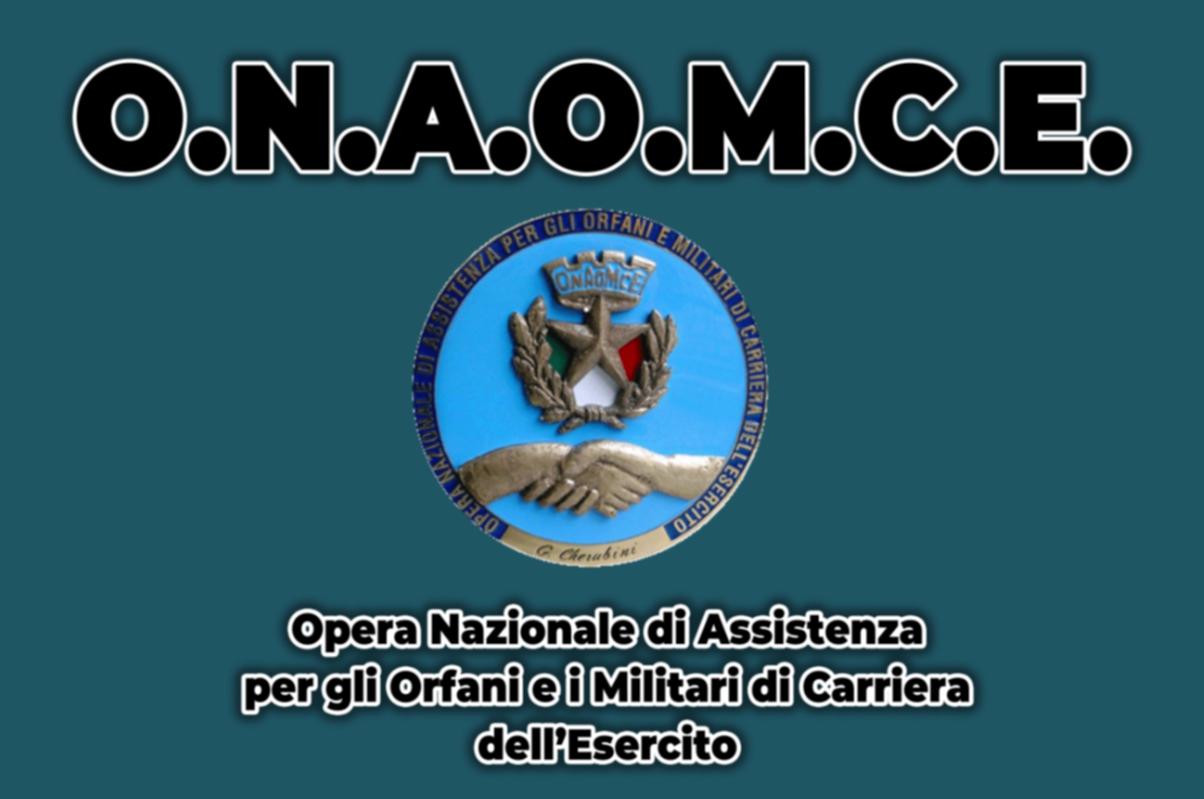 Opera Nazionale di Assistenza per gli Orfani ed i Militari ...