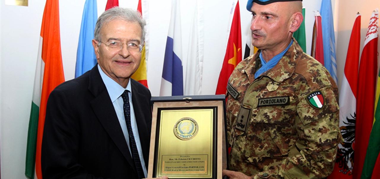 Libano visita di parlamentari italiani esercito italiano for Parlamentari italiani numero