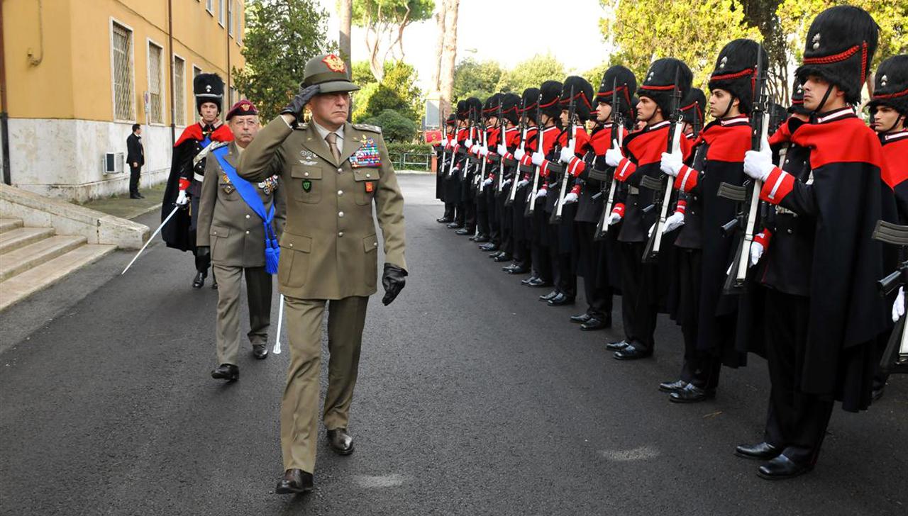 Anniversario del corpo di commissariato esercito italiano - Commissariato porta maggiore ...