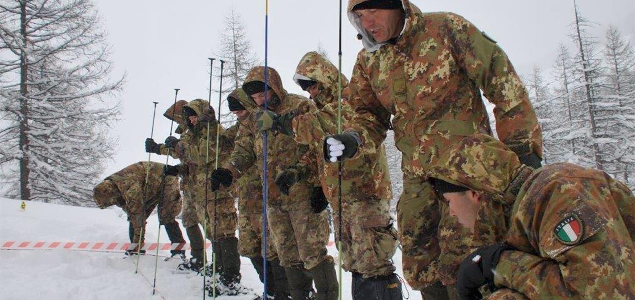 3° alpini conclusa esercitazione - Esercito Italiano 8938795c7392