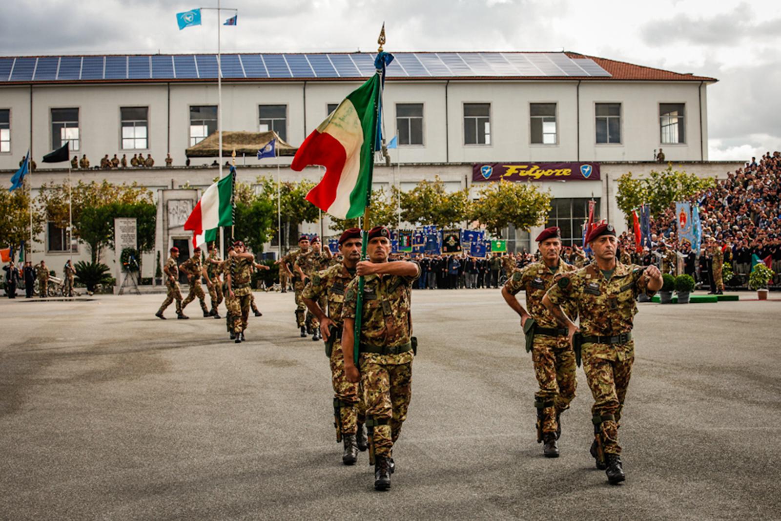 73 anniversario el alamein esercito italiano for Bandiera di guerra italiana