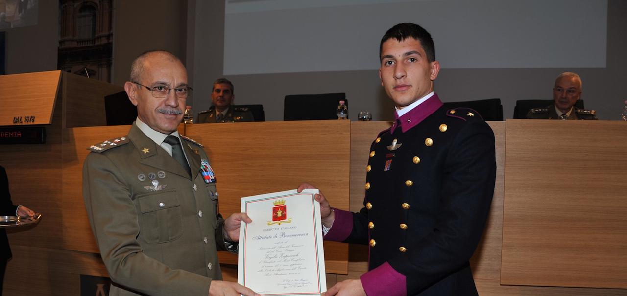 Modena: al via l'Anno Accademico - Esercito Italiano