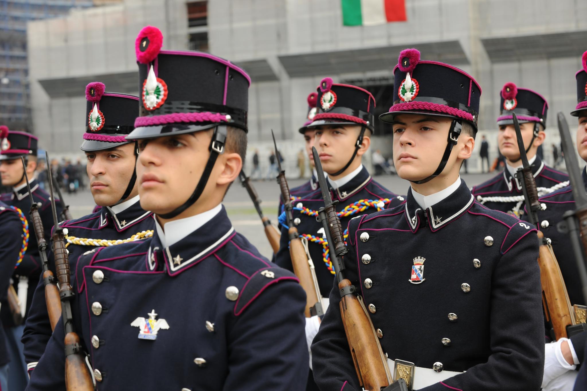 Scuola Militare Nunziatella - Esercito Italiano