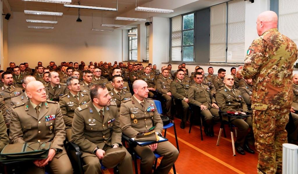 Al via il corso di branca 2017 esercito italiano for Concorsi parlamento italiano 2017