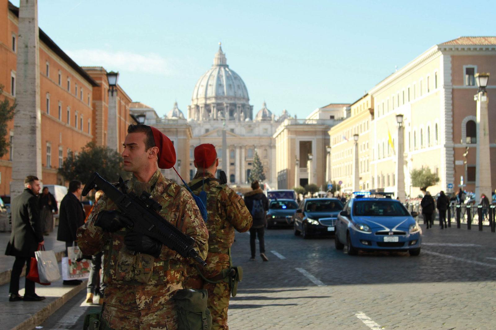 Sicurezza e Ordine Pubblico a Roma