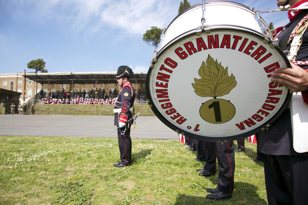 Banda del 1° Reggimento Granatieri di Sardegna