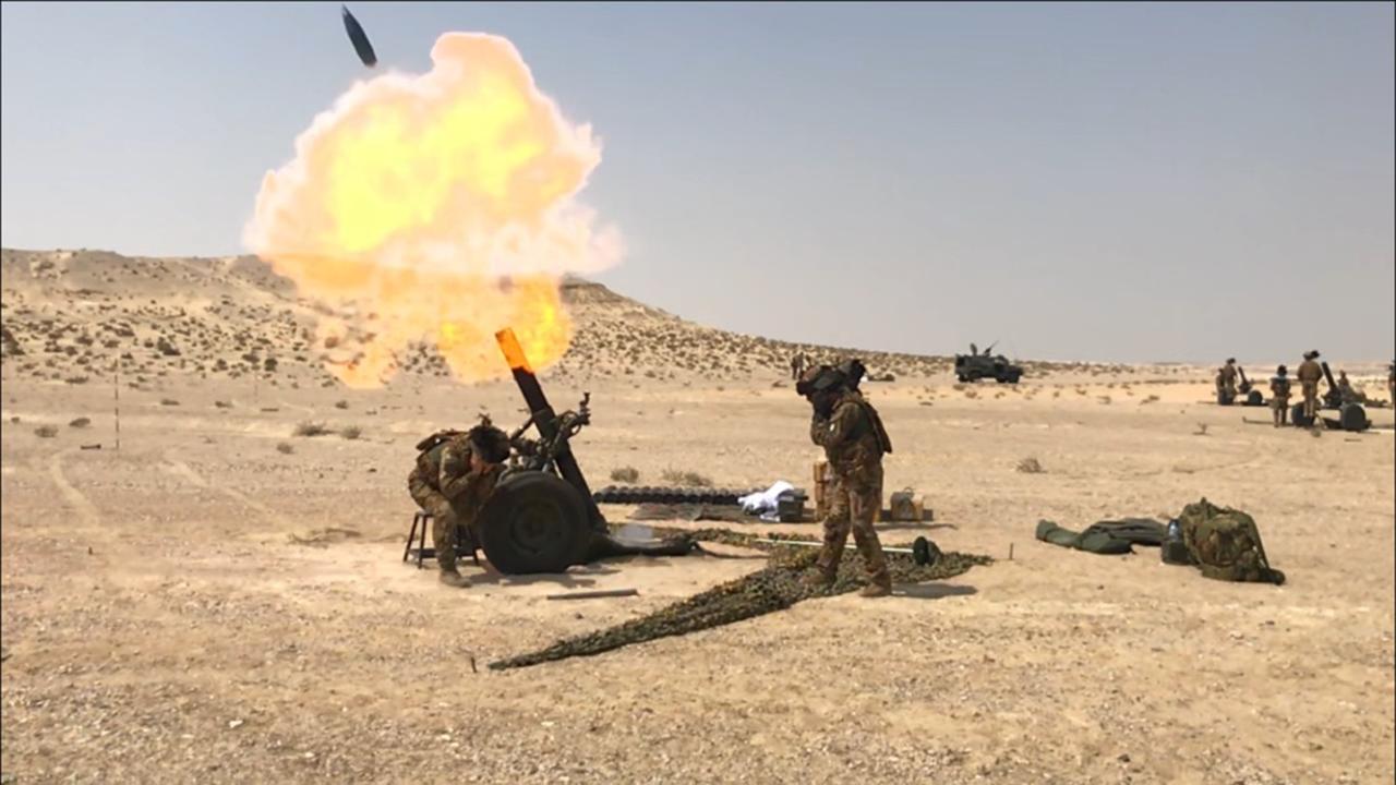 Esercitazione NASR in QATAR