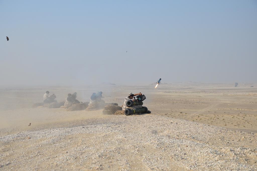 Sezione Contro Carri dell'Esercito del Qatar
