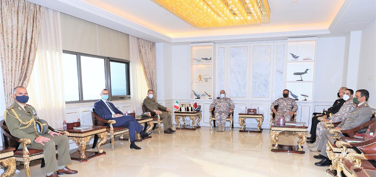 Il Capo di SME in Qatar - Esercito Italiano