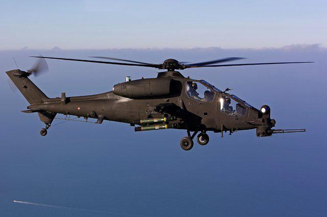 Elicottero Mangusta : Elicottero da esplorazione e scorta a ees esercito