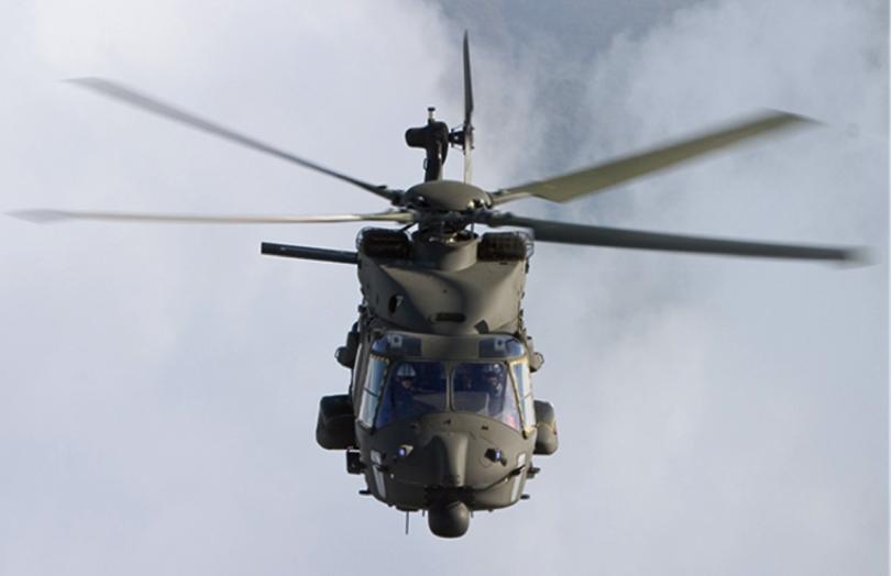Elicottero Trasporto : Elicottero da trasporto tattico nh esercito italiano