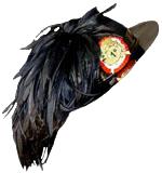 La  Vaira  - Cappello da bersagliere 68ad86ae841c