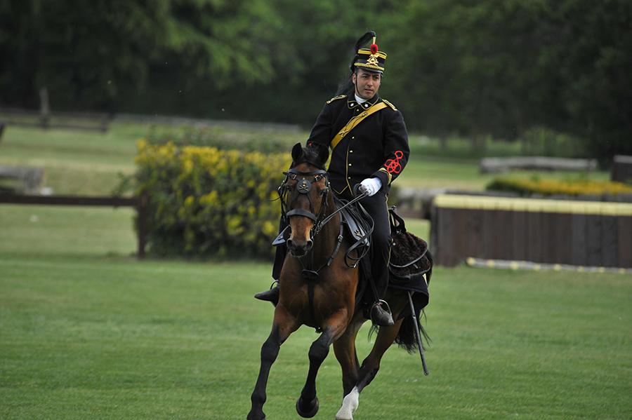 L'Esercito resiste Cerimonia Militare